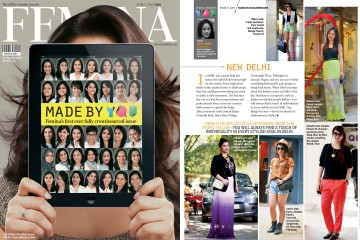 Femina MADE BY YOU April 2013 Issue FINAL