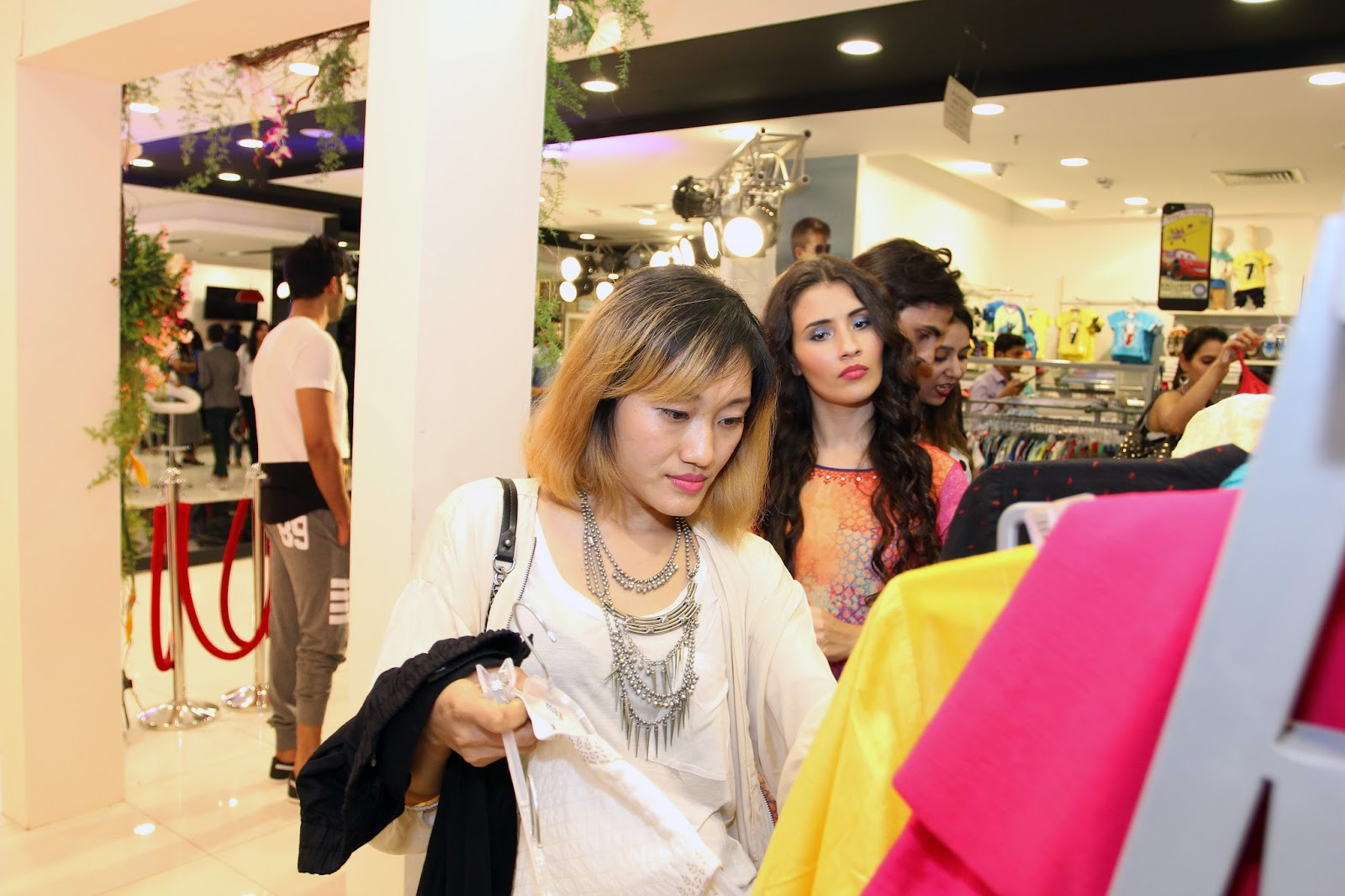 Aien Jamir, Fashion & I, Fashion Blogger, Indian Blogger, Infiniti Mall, Mumbai