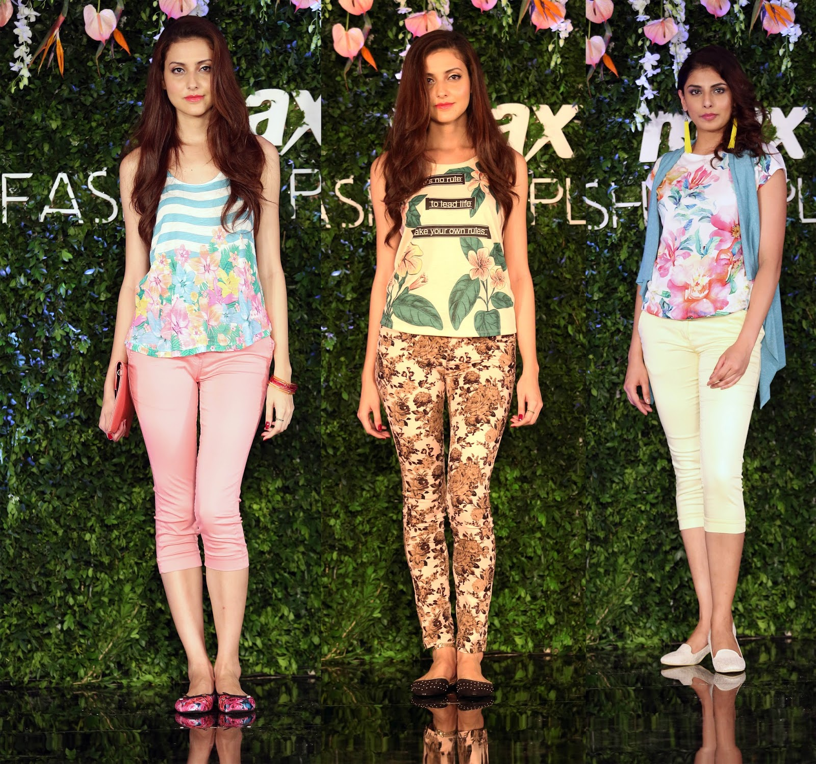max fashion play, max spring summer 15, max fashion, tropical prints