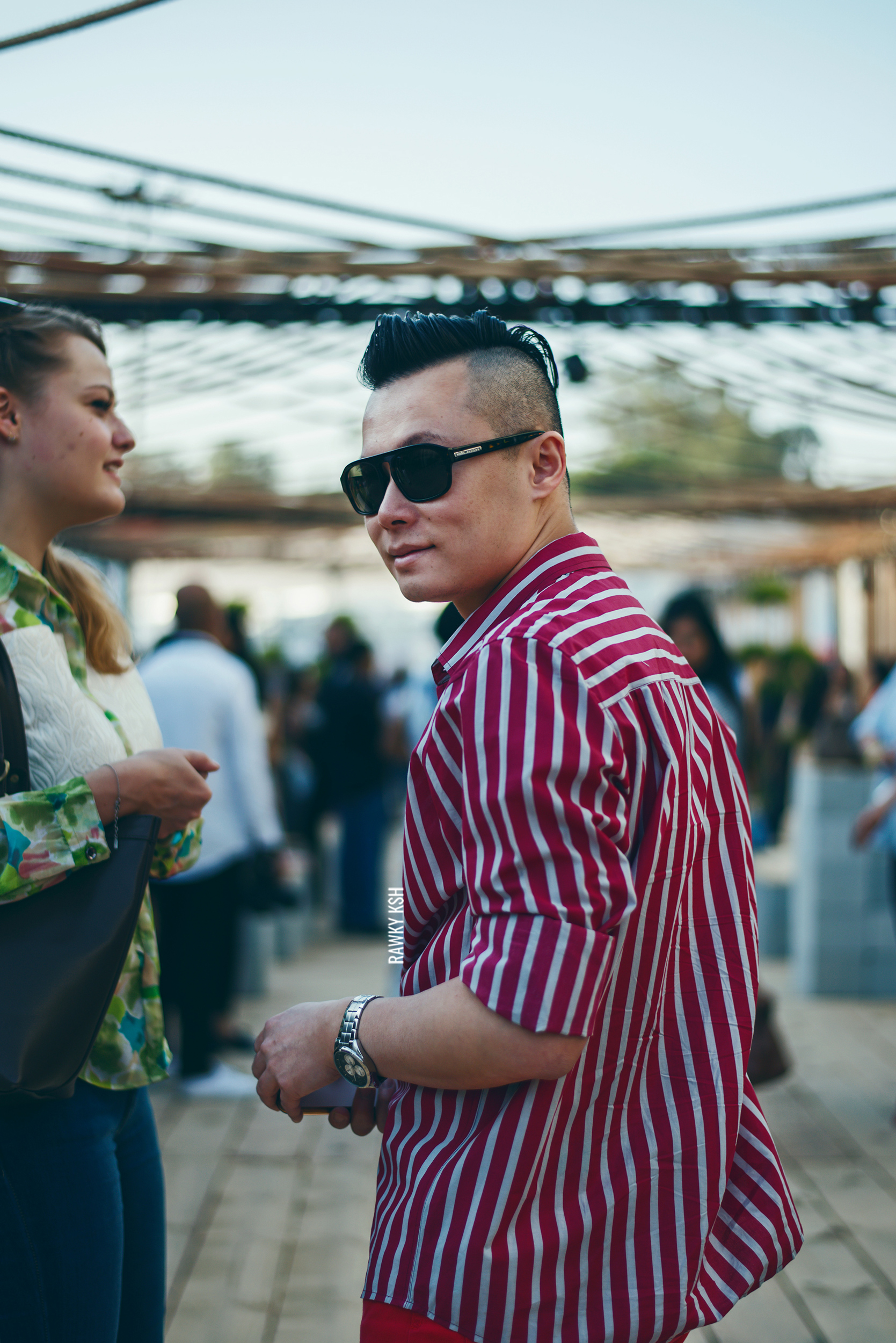 AIFW SS16 STREET STYLE DAY4 Photo by Rawky Ksh 11