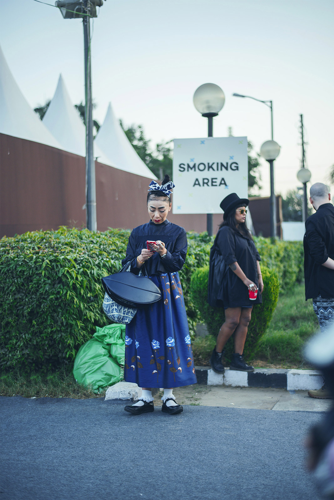 AIFW SS16 STREET STYLE DAY4 Photo by Rawky Ksh 30