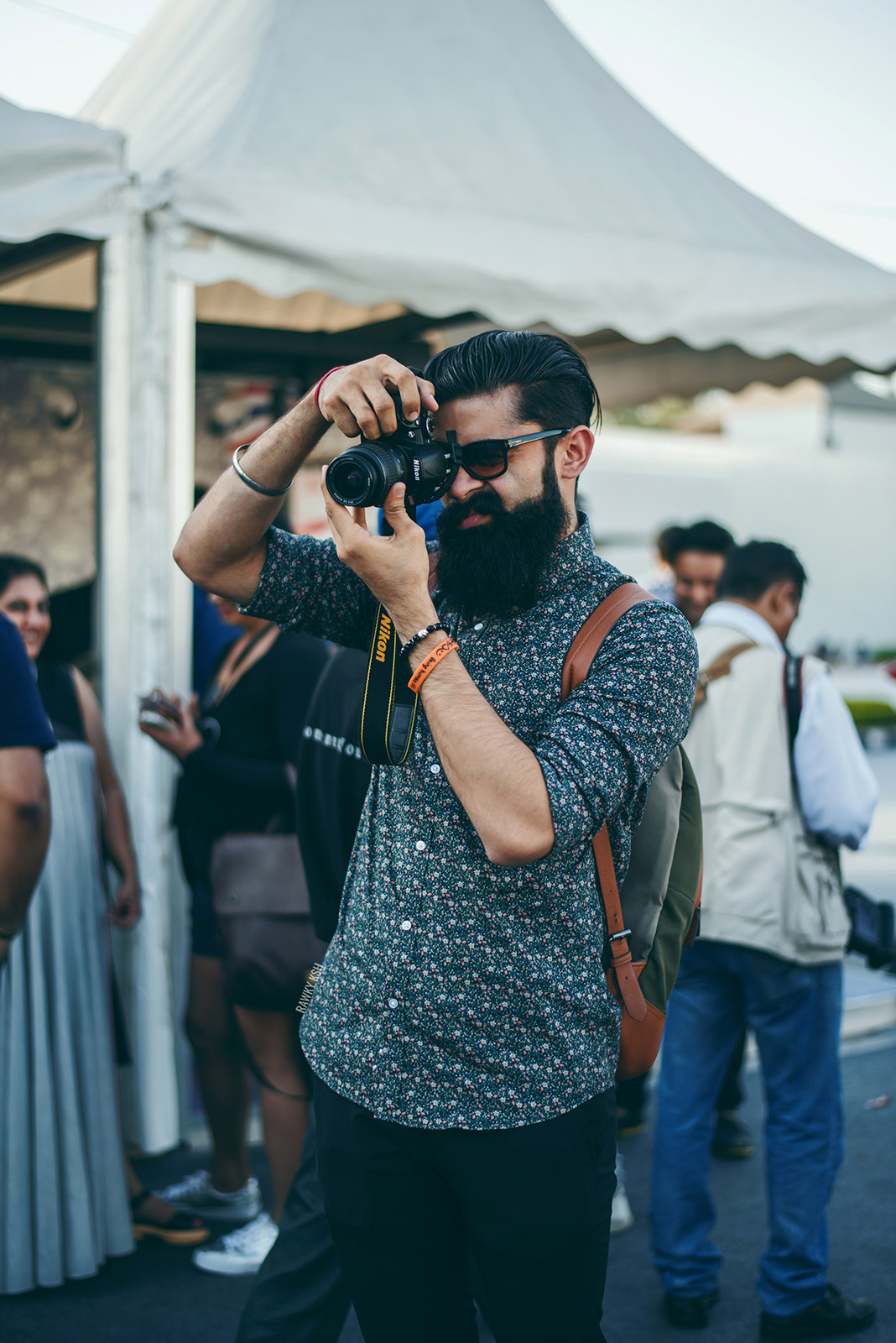 AIFW SS16 STREET STYLE DAY5 Photo by Rawky Ksh 2
