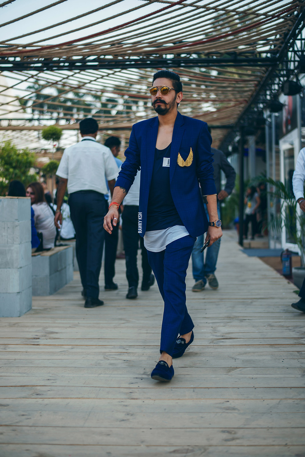 AIFW SS16 STREET STYLE DAY5 Photo by Rawky Ksh 22