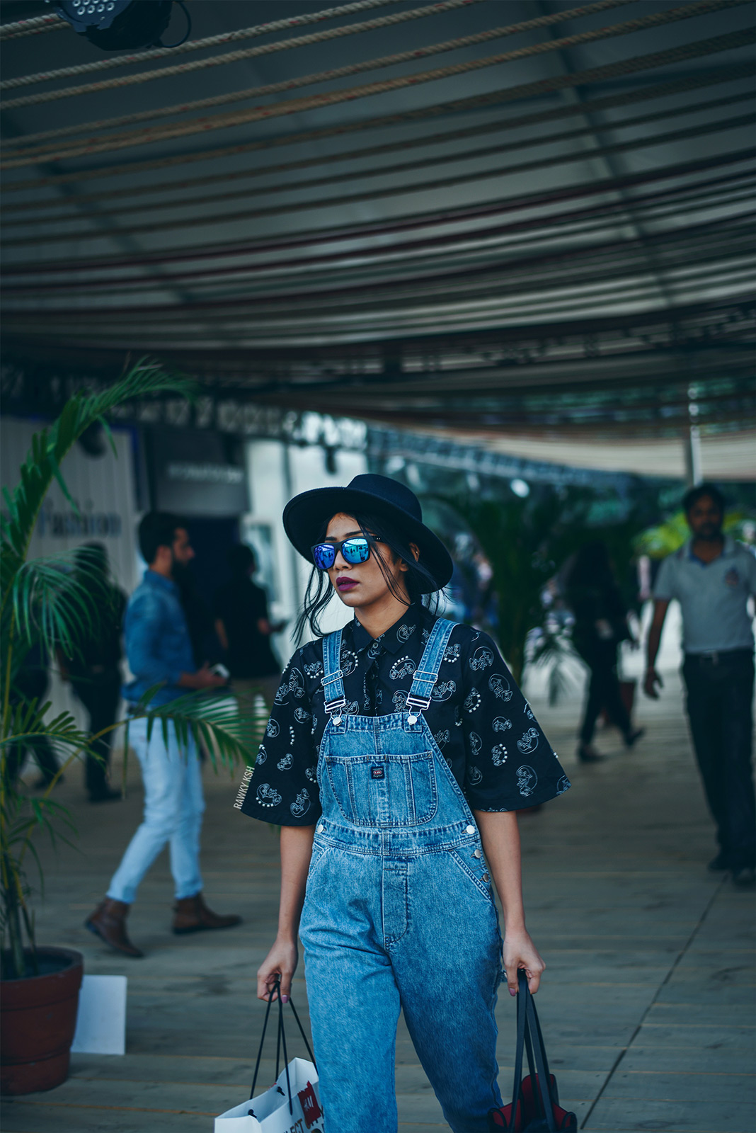 AIFW SS16 STREET STYLE DAY5 Photo by Rawky Ksh 8
