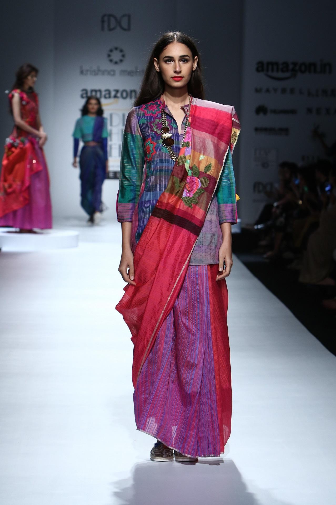 aad06aabe968 Amazon India Fashion Week  Spring Summer 2017  DAY 1   HIGHLIGHTS ...