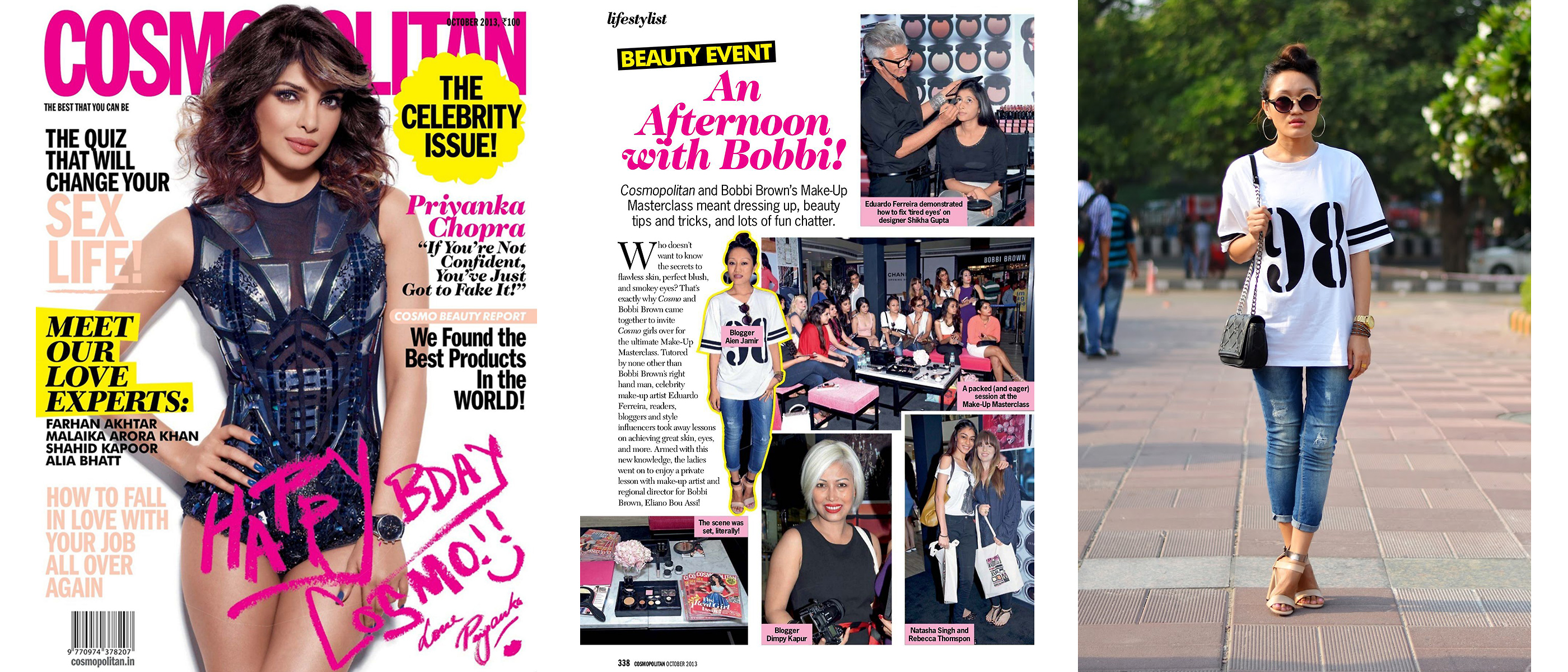 Cosmopolitan India Anniversary Issue October 2013 FINAL