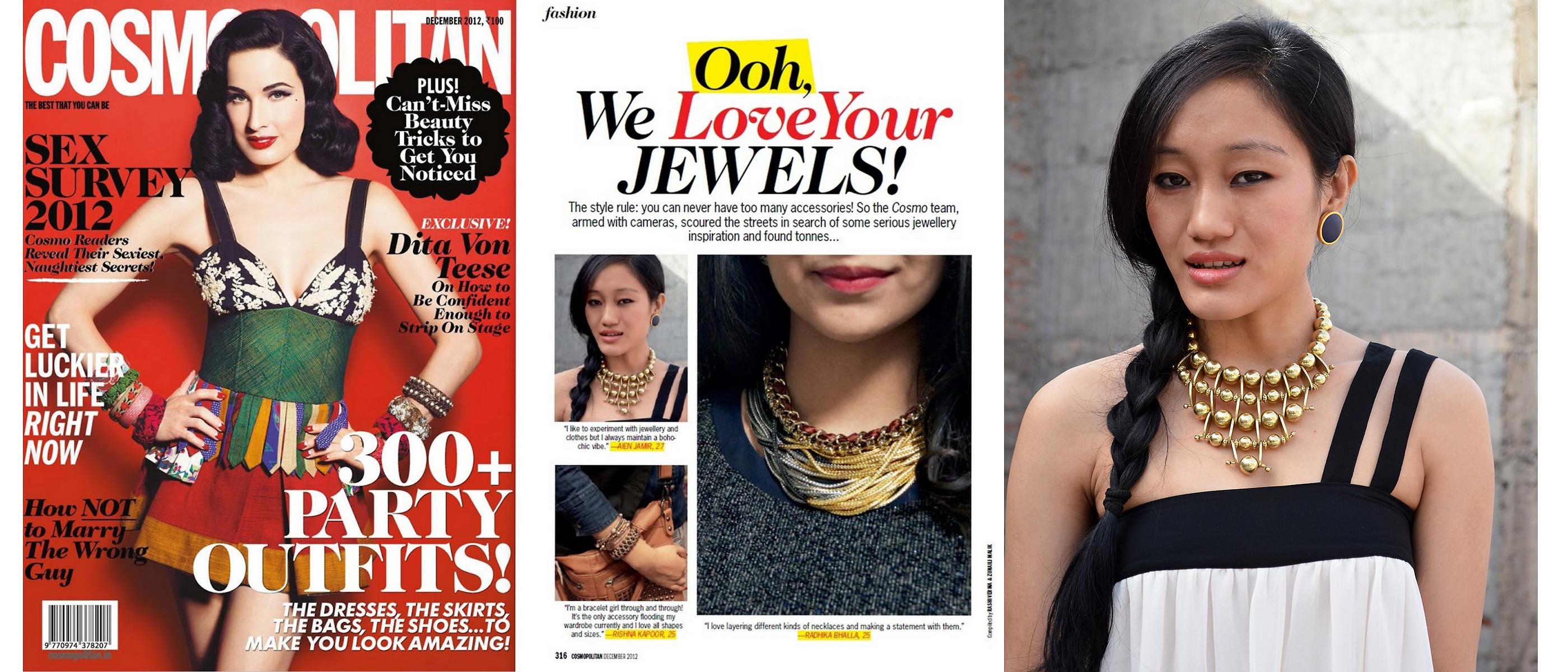 Cosmopolitan India December 2012 Issue FINAL