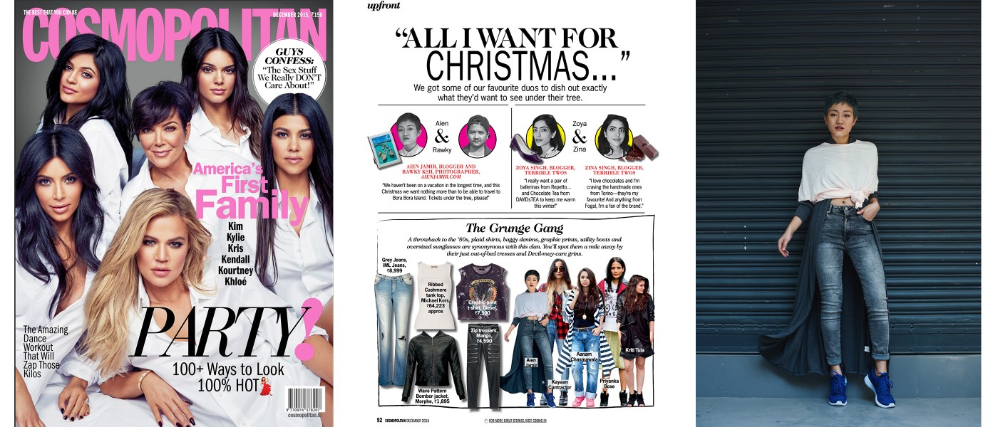 Cosmopolitan India December 2015 Issue FINAL