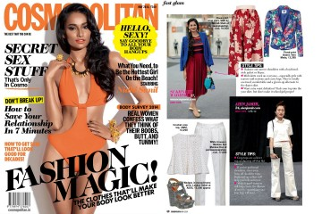 Cosmopolitan India May 2014 Issue FINAL