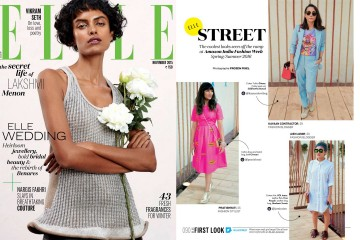 ELLE India November 2015 Issue FINAL