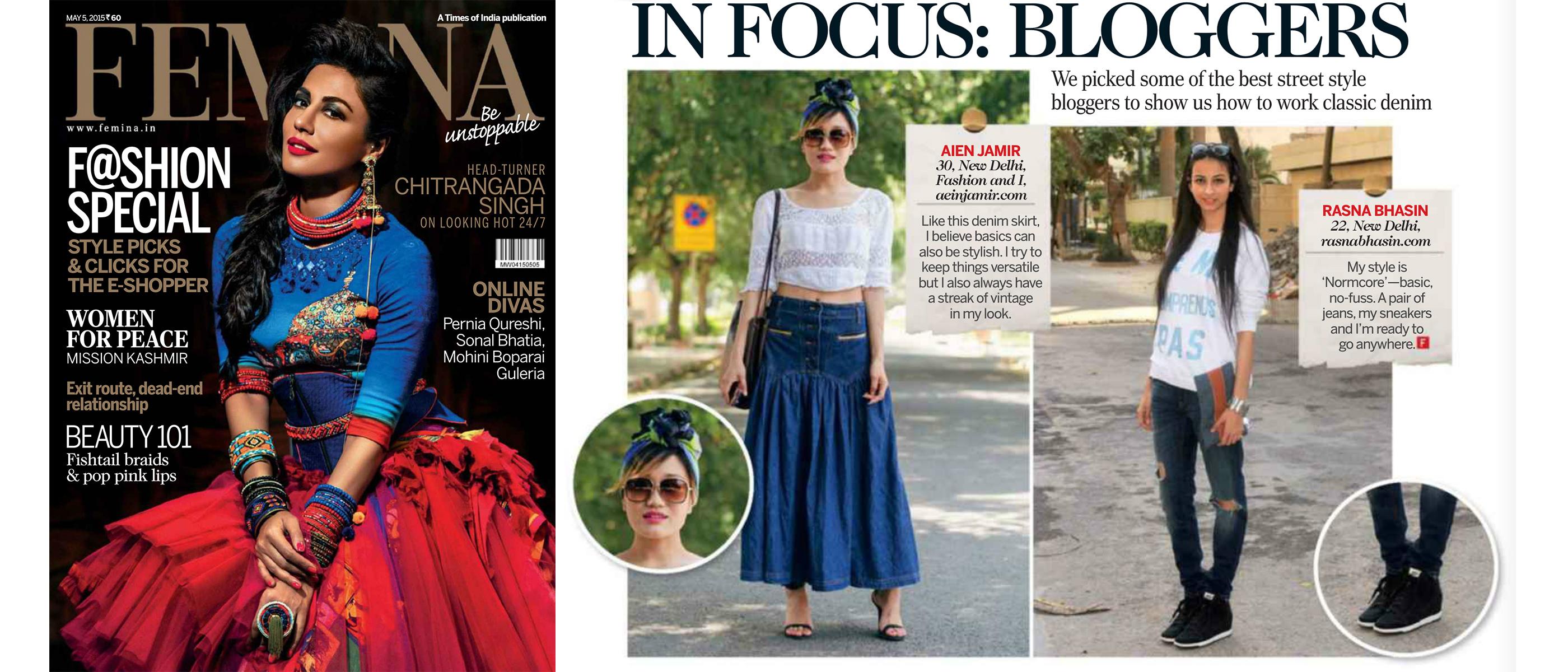 Femina, 5th May 2015 Issue FINAL
