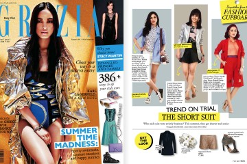 GRAZIA India May 2014 Issue FINAL.