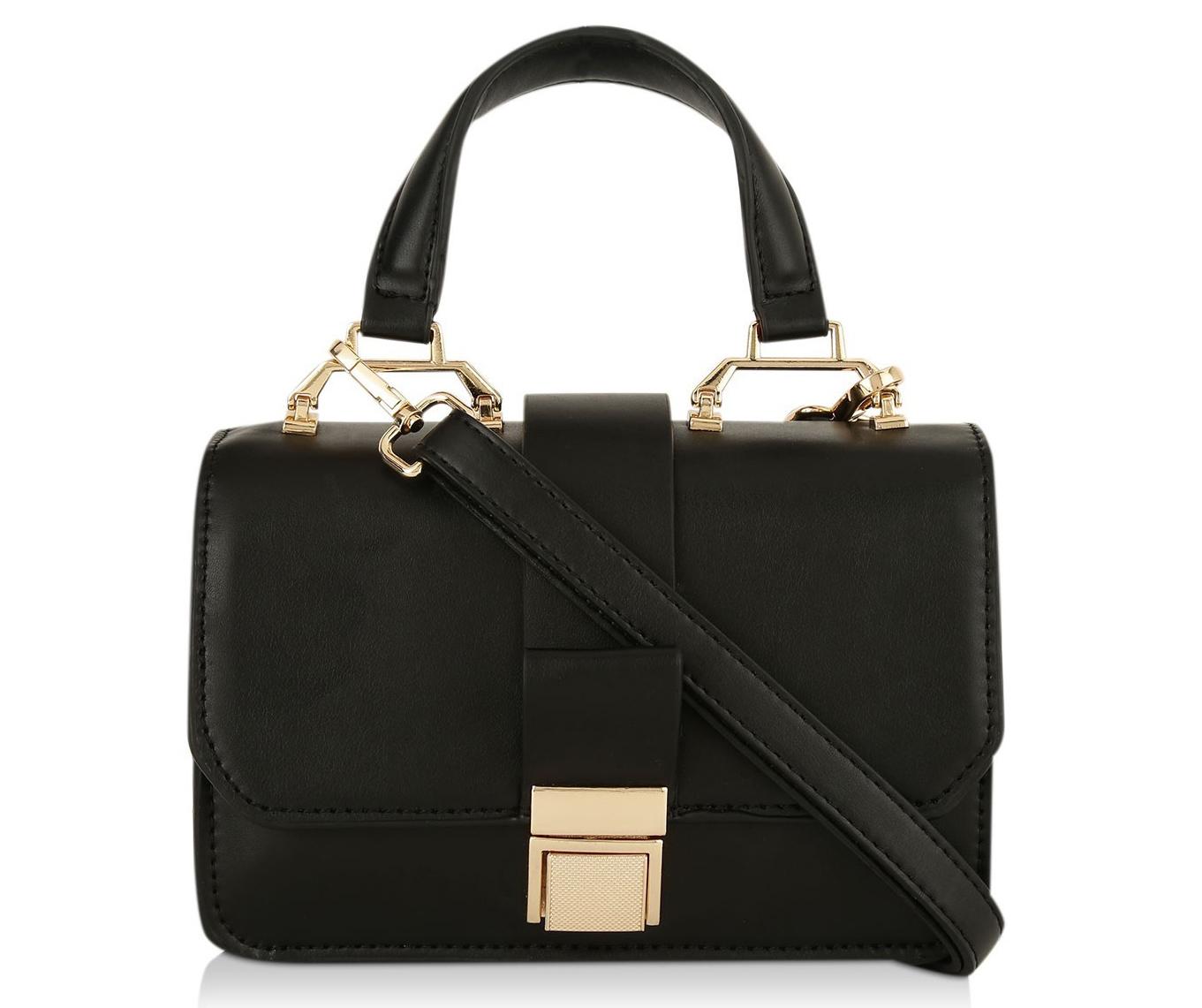 CELEBRITI-Buckle-Front-Handbag