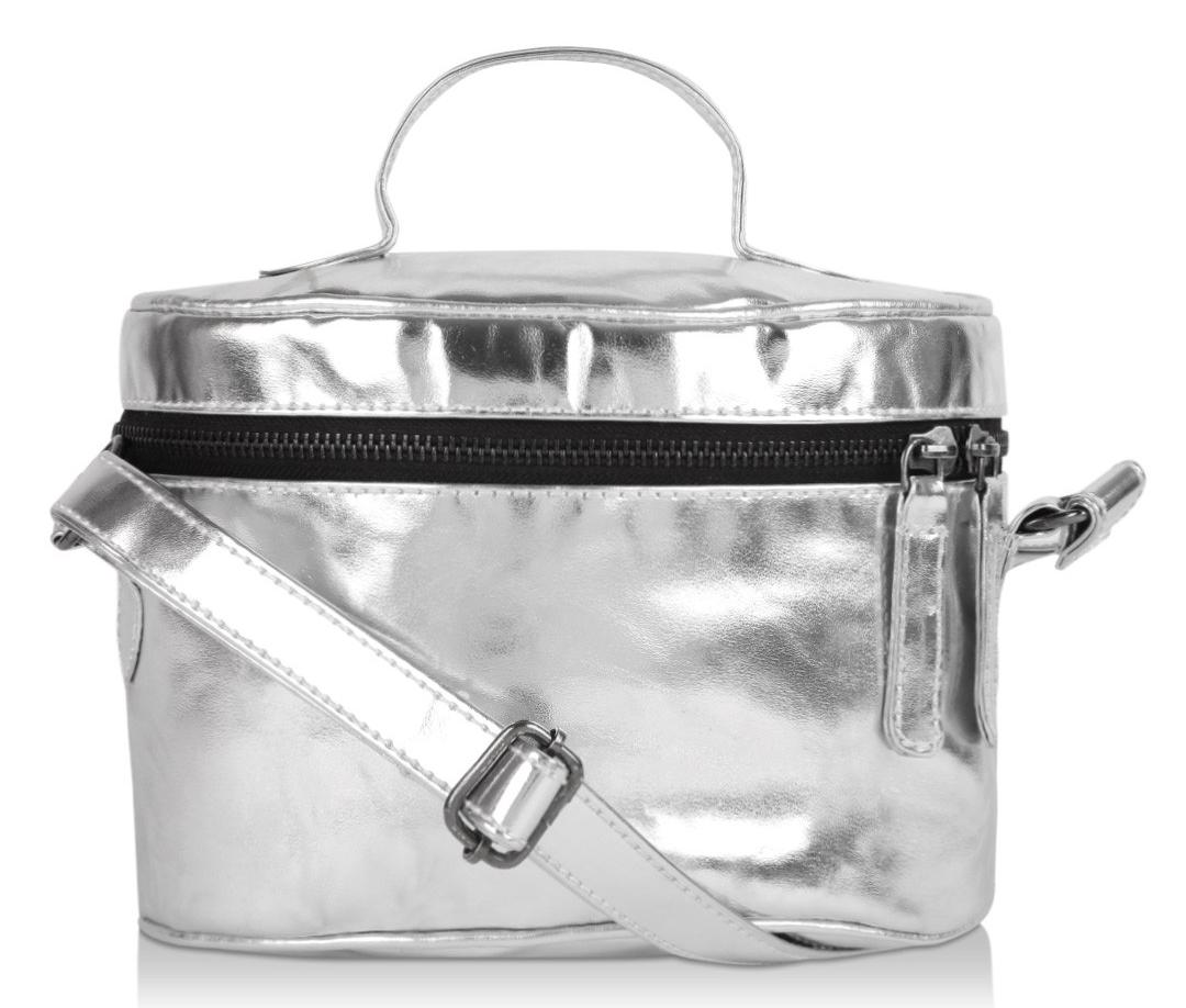 KOOVS-Metallic-Boxy-Sling-BagX