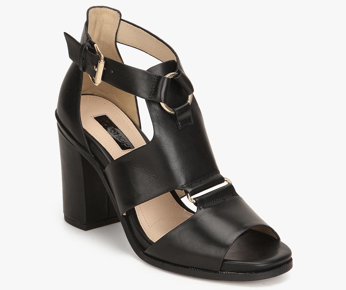TOPSHOP-Black-Sandals