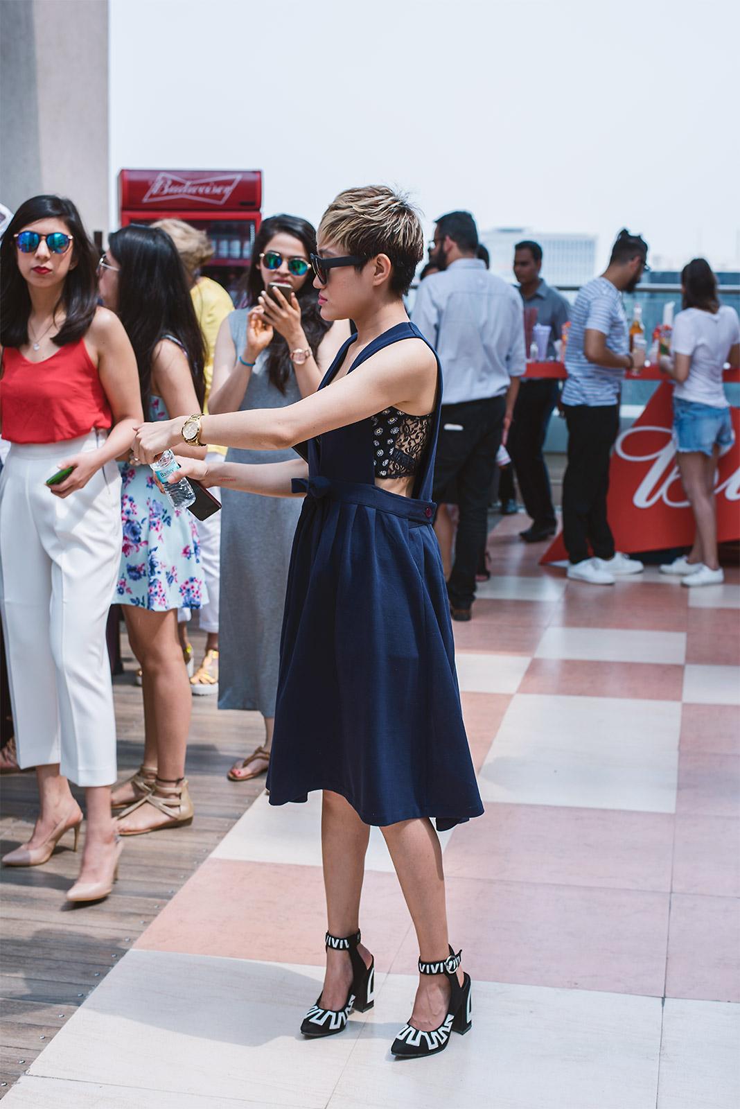 Budweiser Sensation India 2016, Bud Burger Brunch, Aien Jamir 3