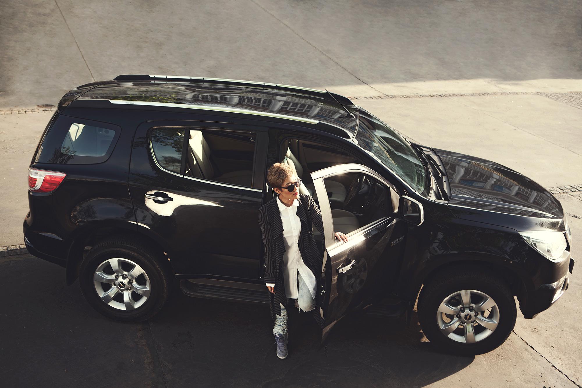 Chevrolet TrailBlazer India, SUV, Cosmopolitan India 1