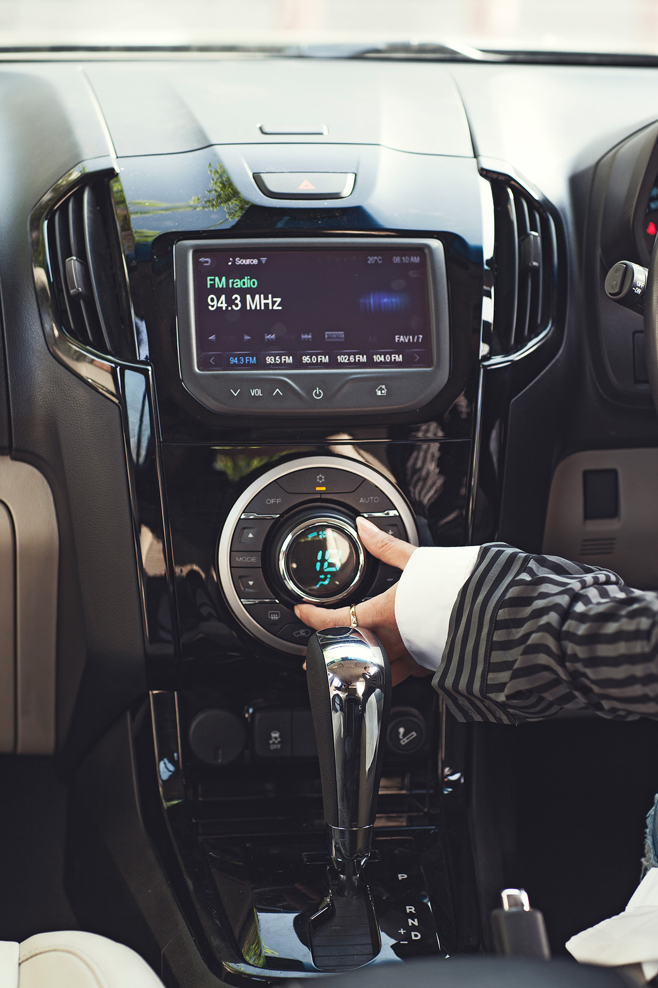 Chevrolet TrailBlazer India, SUV, Cosmopolitan India 3