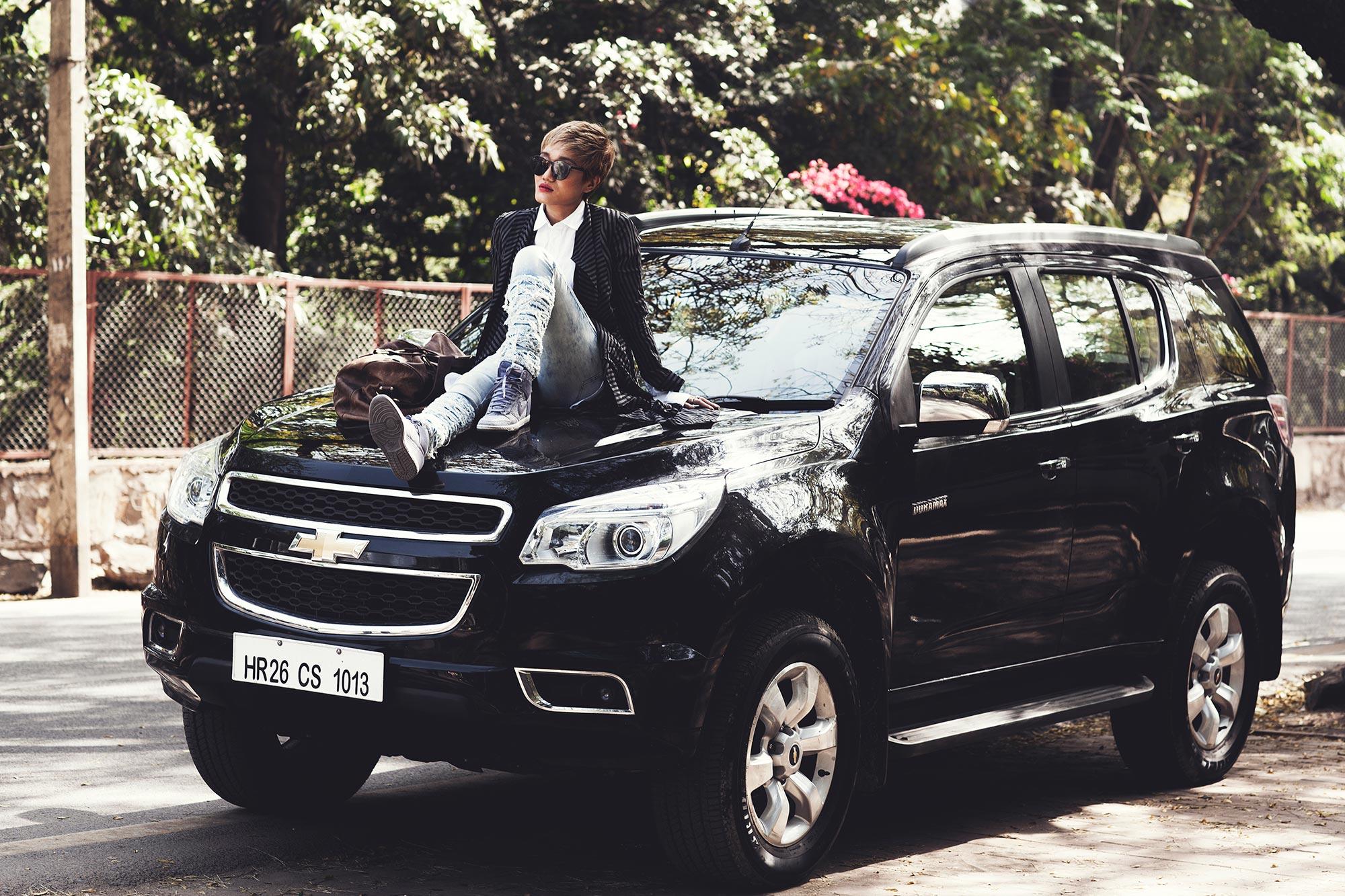 Chevrolet TrailBlazer India, SUV, Cosmopolitan India 6