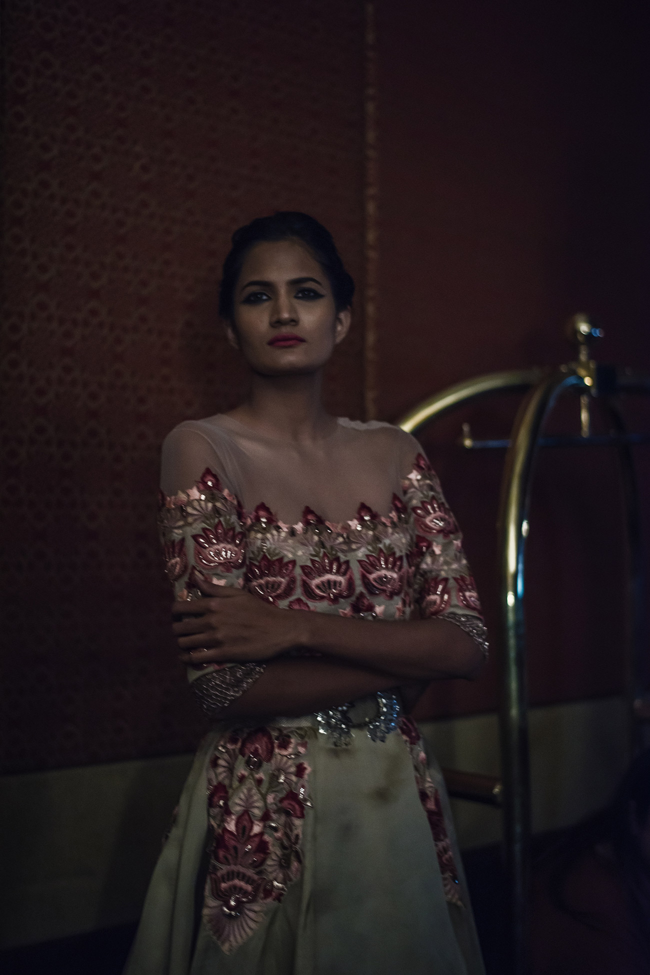 Backstage FDCI India Couture Week 2016 Photo by RAWKY KSH 11