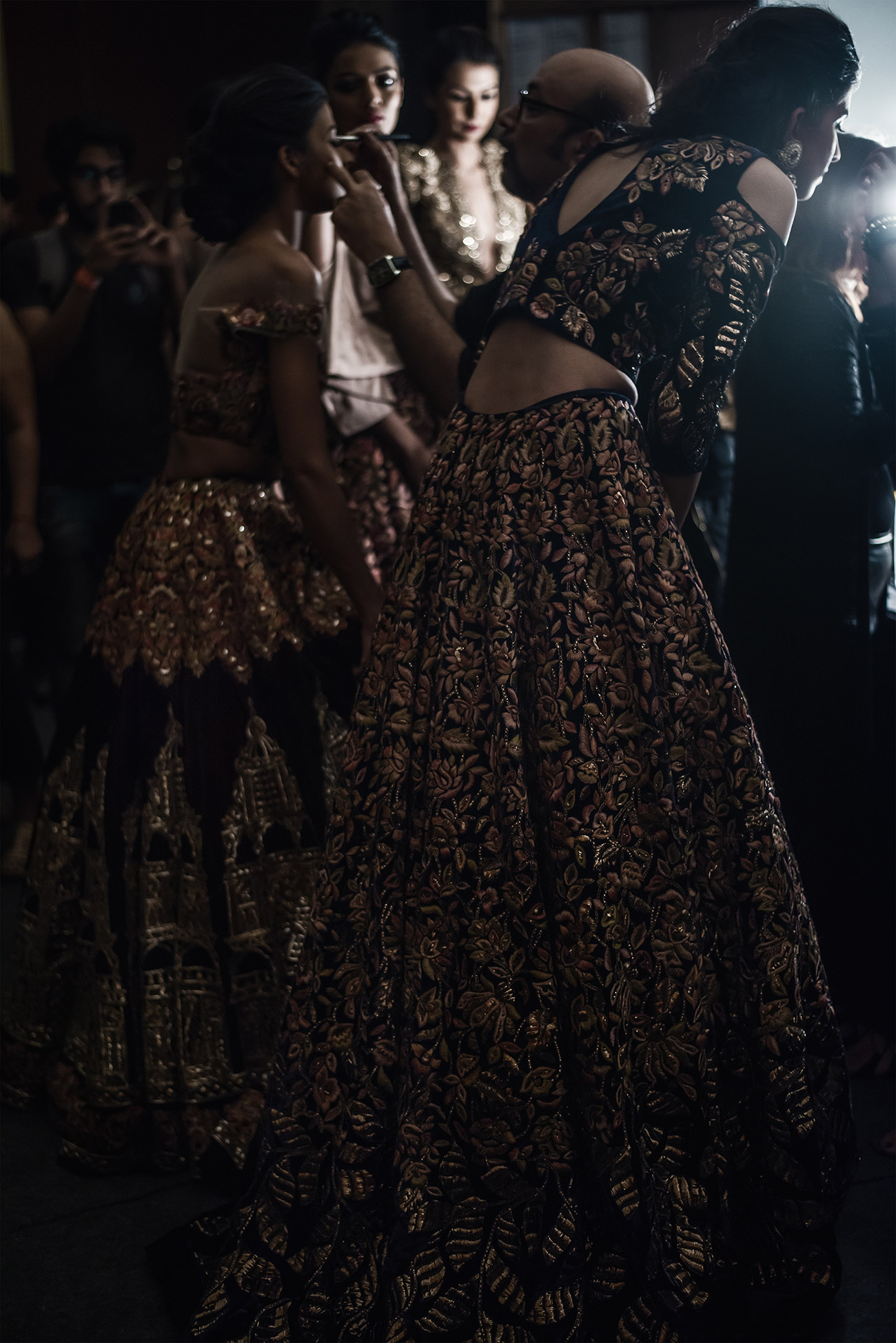 Backstage FDCI India Couture Week 2016 Photo by RAWKY KSH 13