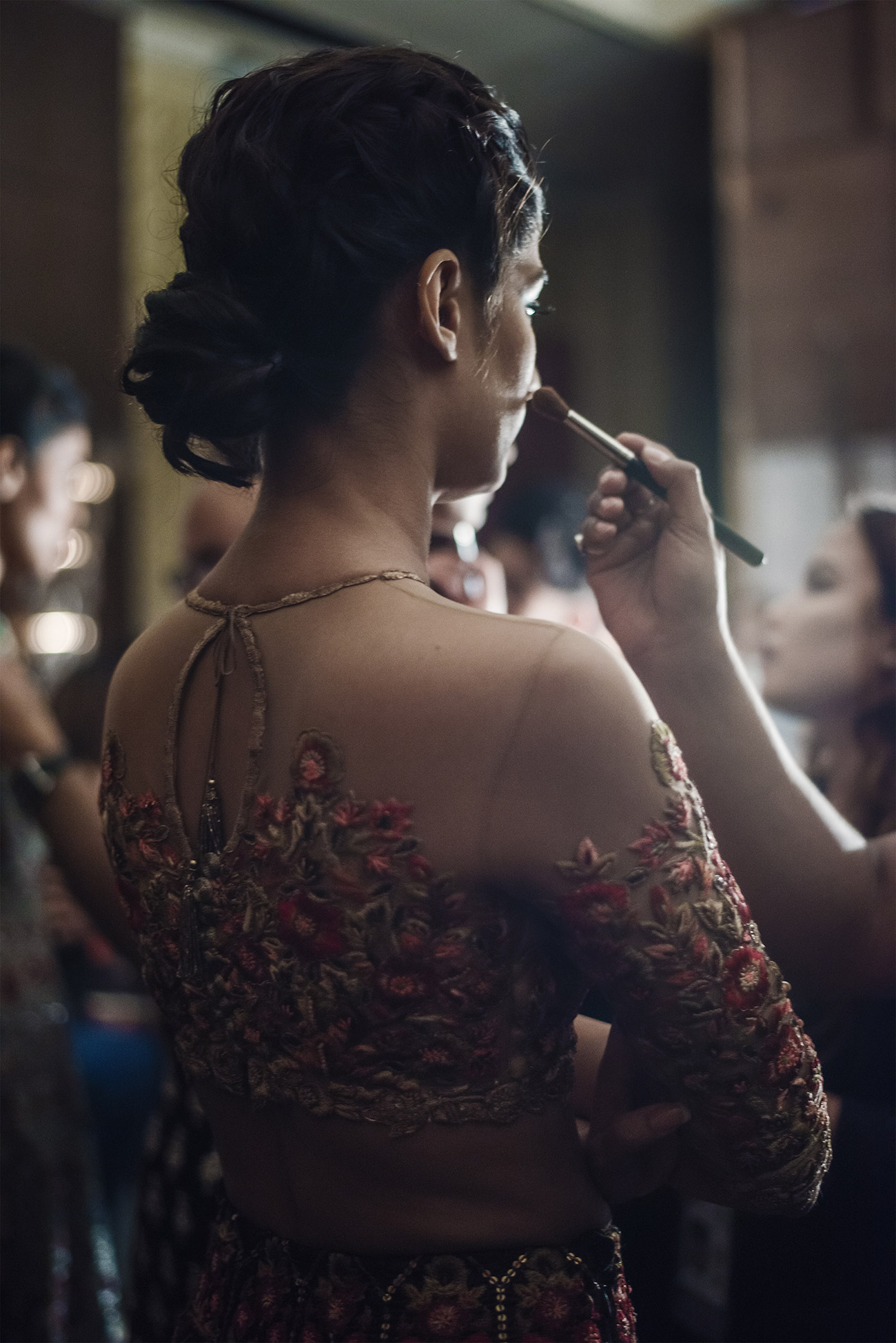 Backstage FDCI India Couture Week 2016 Photo by RAWKY KSH 2