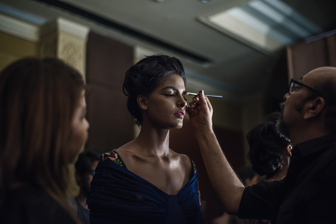 Backstage FDCI India Couture Week 2016 Photo by RAWKY KSH 20
