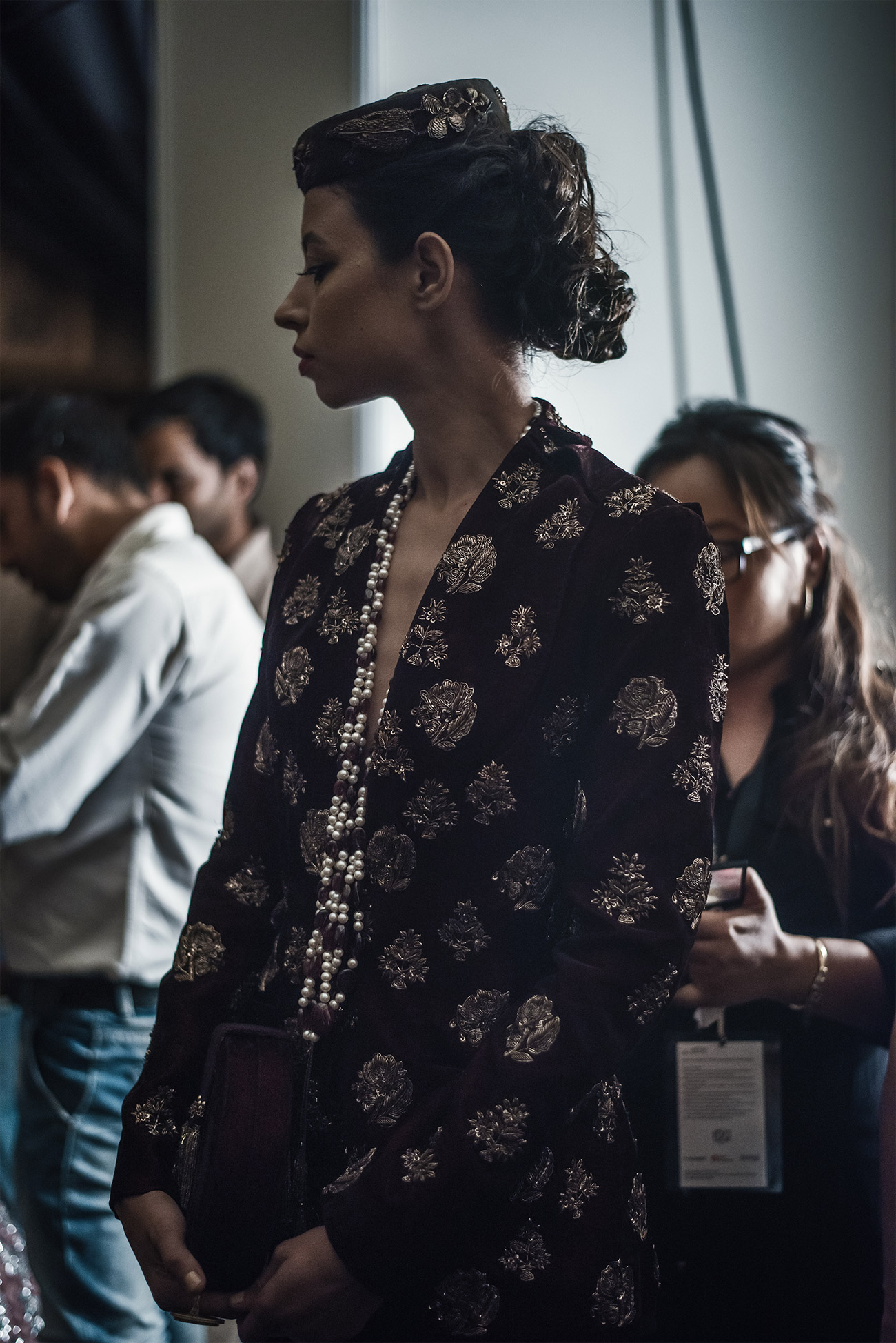 Backstage FDCI India Couture Week 2016 Photo by RAWKY KSH 24
