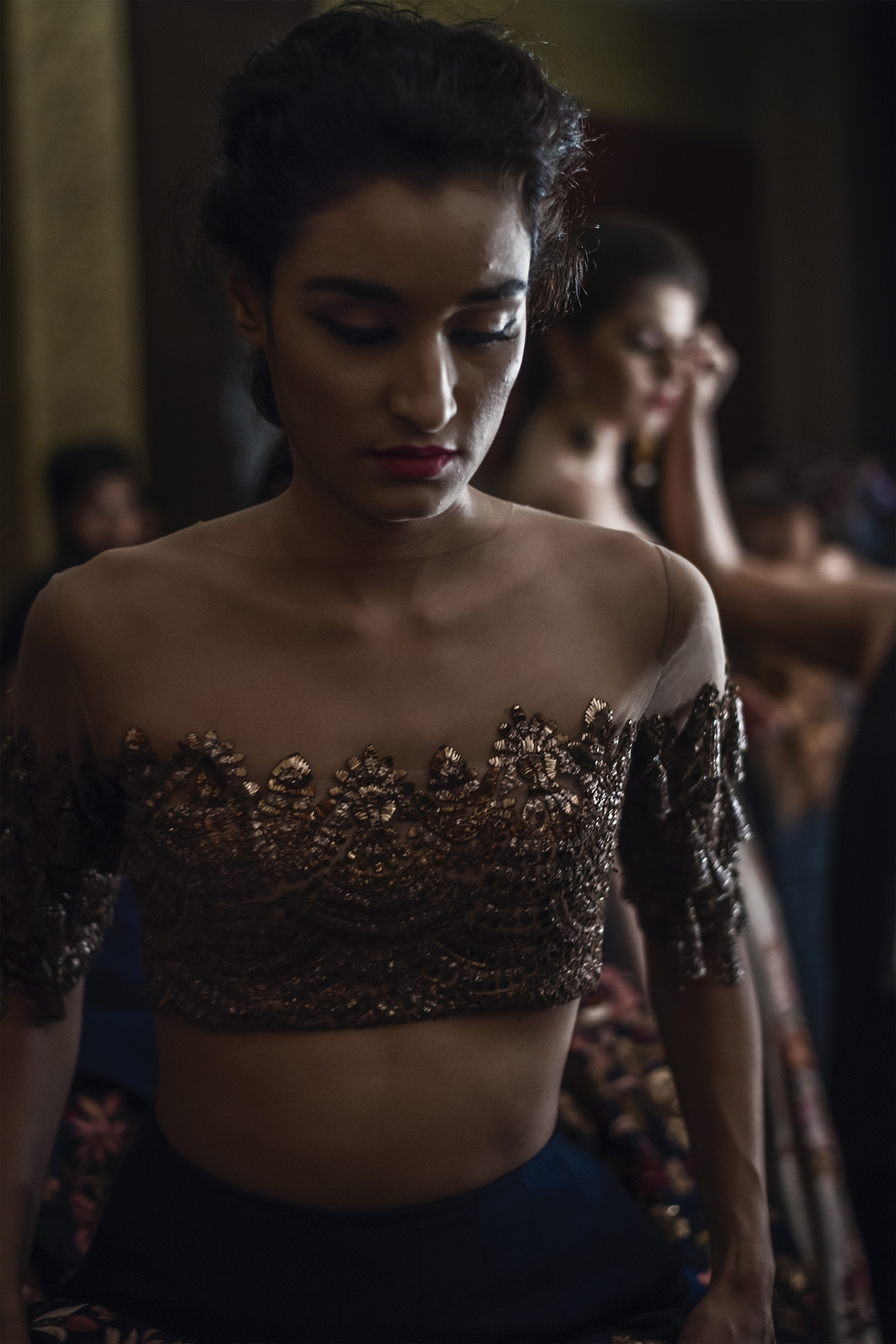Backstage FDCI India Couture Week 2016 Photo by RAWKY KSH 27