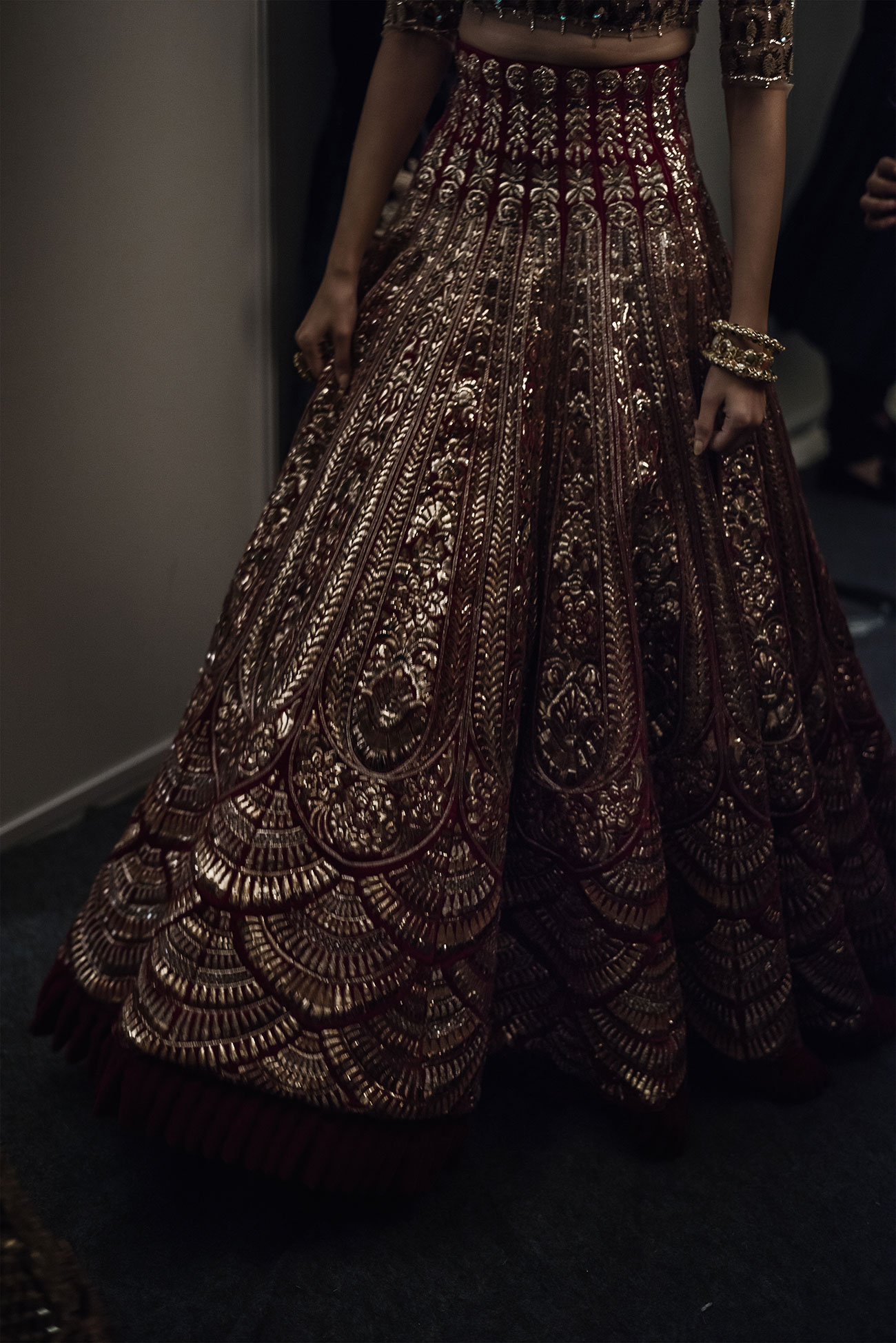 Backstage FDCI India Couture Week 2016 Photo by RAWKY KSH 29