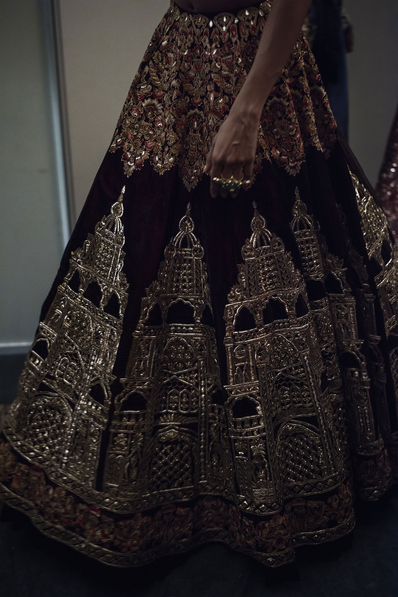 Backstage FDCI India Couture Week 2016 Photo by RAWKY KSH 30
