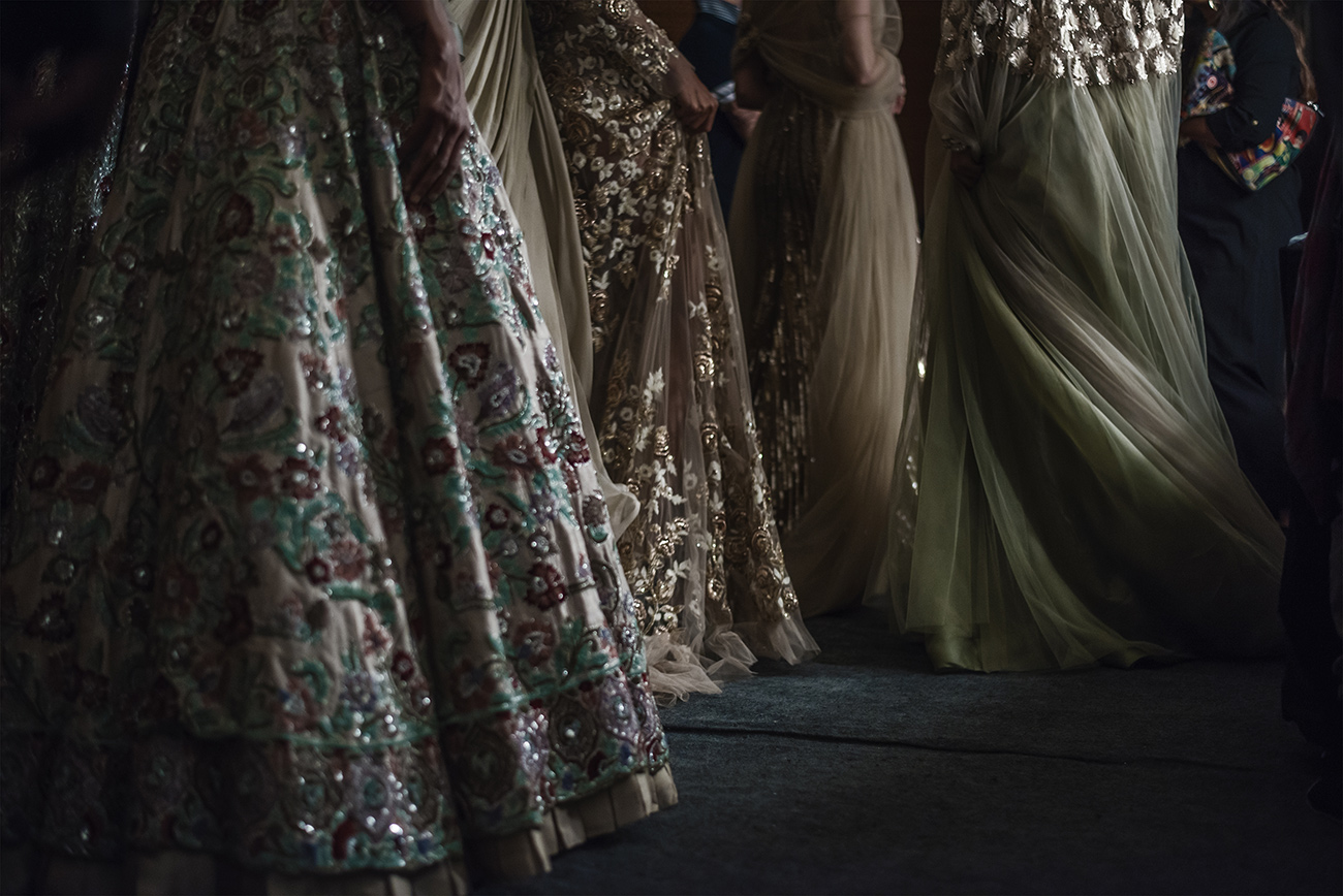 Backstage FDCI India Couture Week 2016 Photo by RAWKY KSH 34