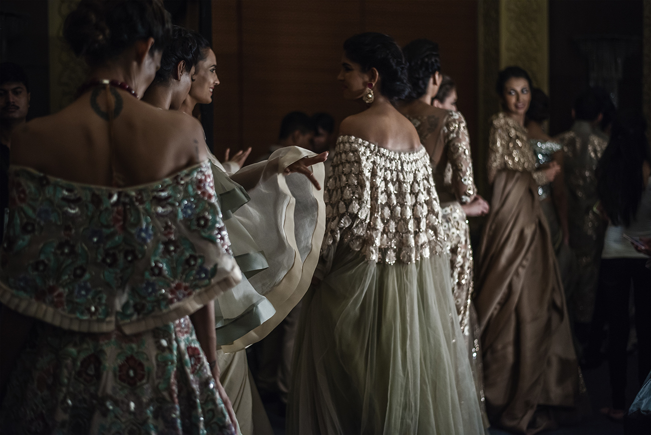 Backstage FDCI India Couture Week 2016 Photo by RAWKY KSH 35