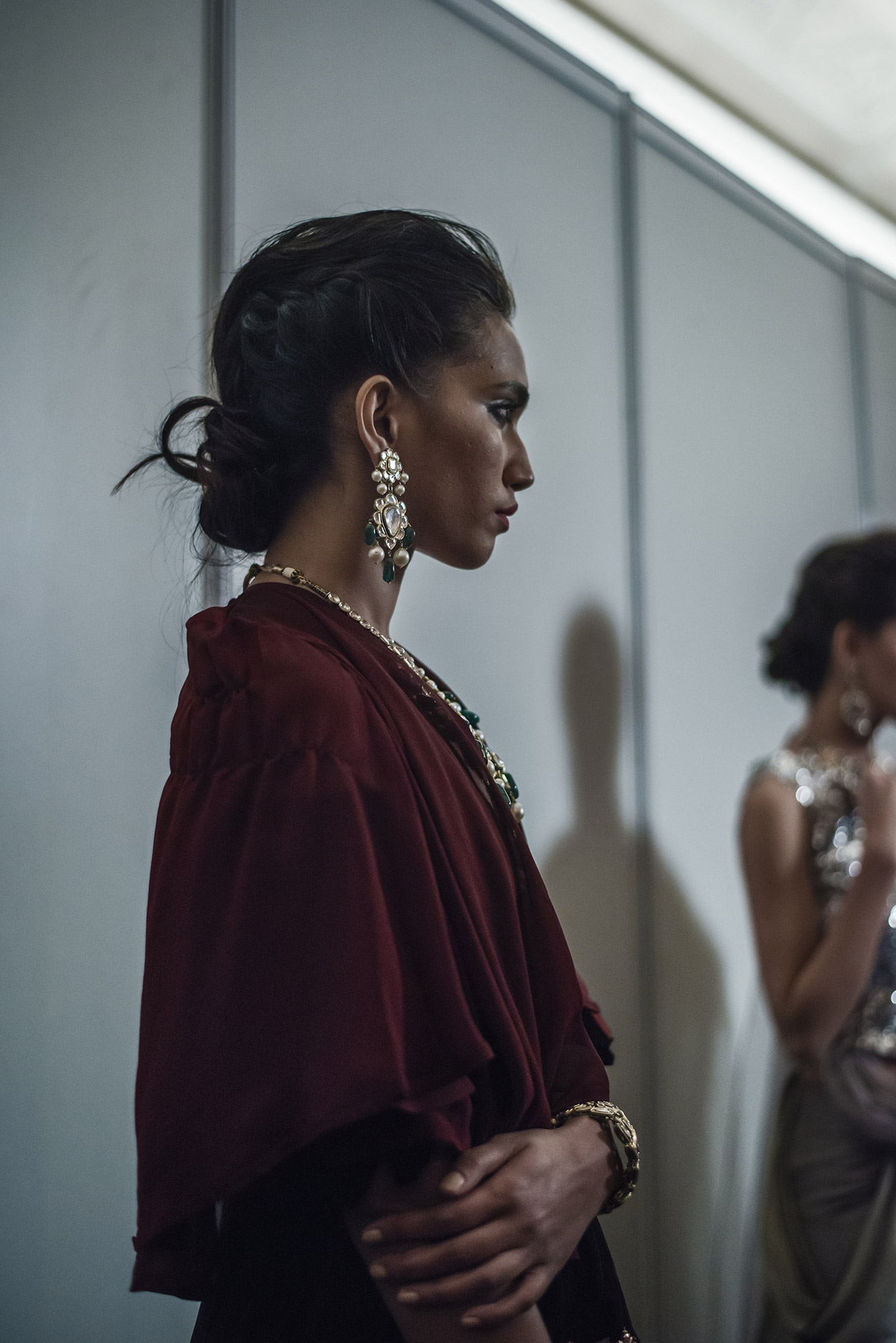 Backstage FDCI India Couture Week 2016 Photo by RAWKY KSH 4
