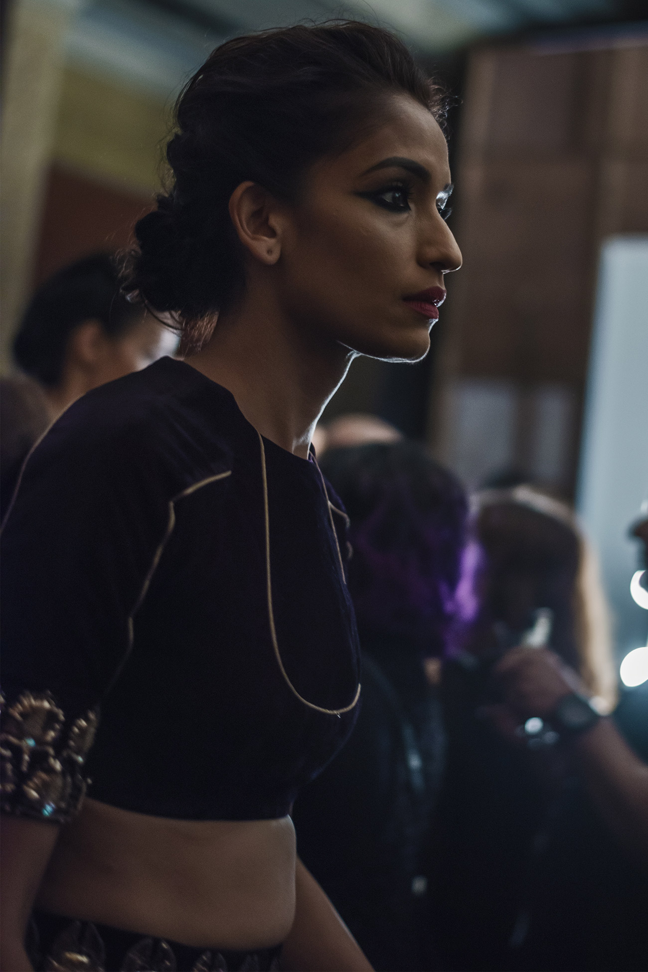 Backstage FDCI India Couture Week 2016 Photo by RAWKY KSH 6