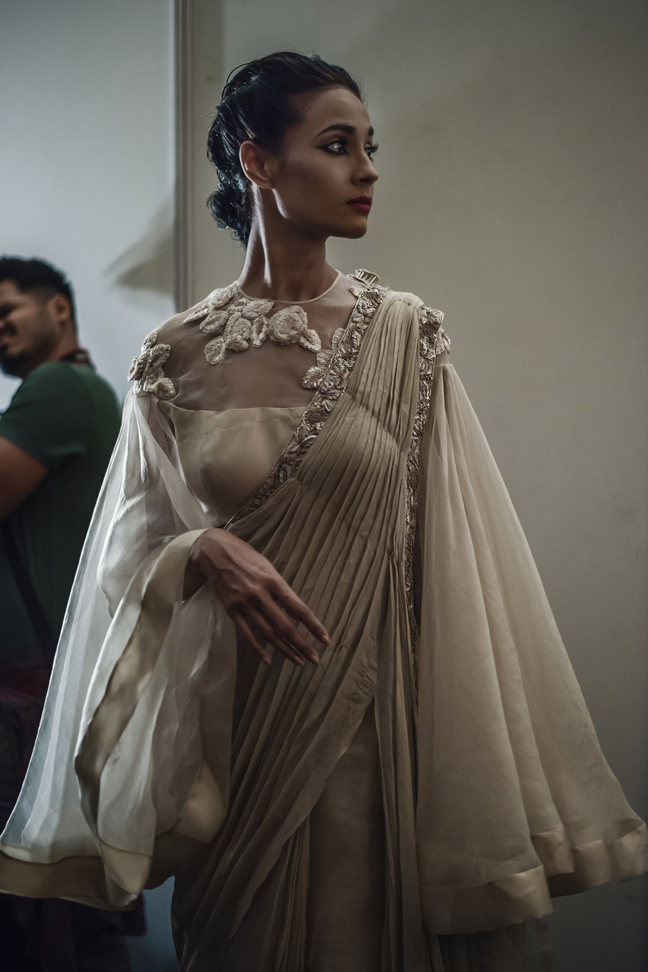 Backstage FDCI India Couture Week 2016 Photo by RAWKY KSH 8