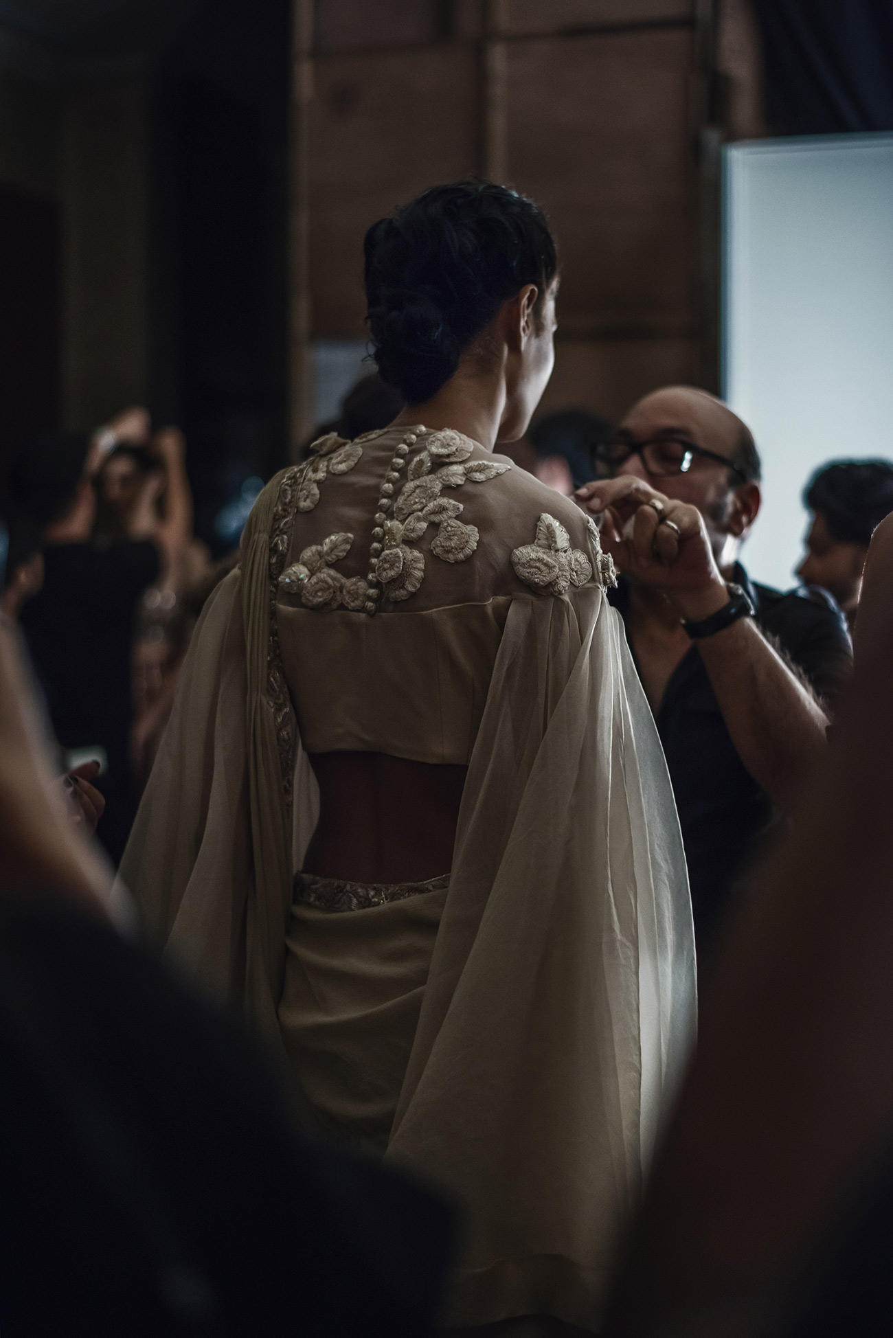 Backstage FDCI India Couture Week 2016 Photo by RAWKY KSH 9