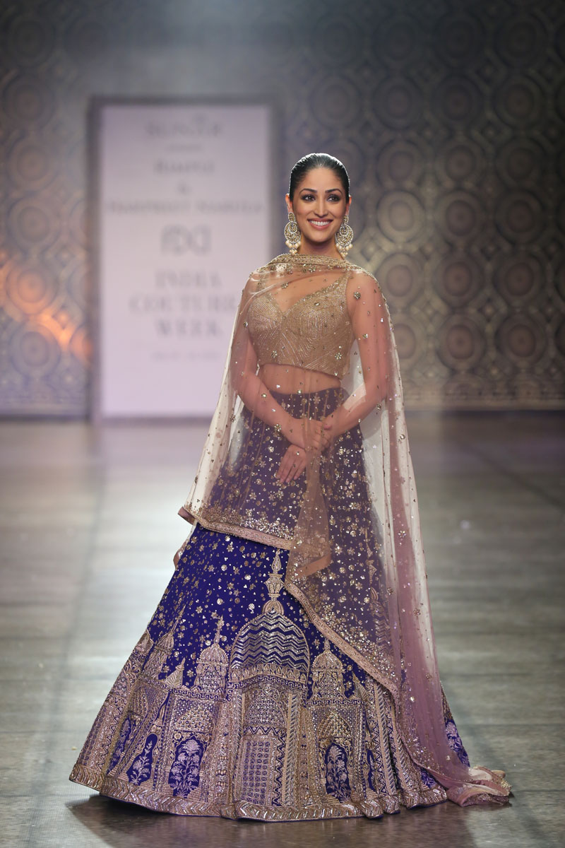Collection by Rimple & Harpreet Narula  (10) at FDCI India Couture Week 2016