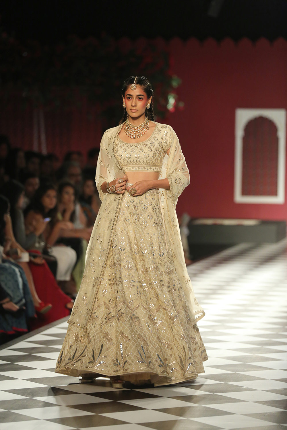 Day 2 FDCI India Couture Week 2016 Epic Love by Anita Dongre 12
