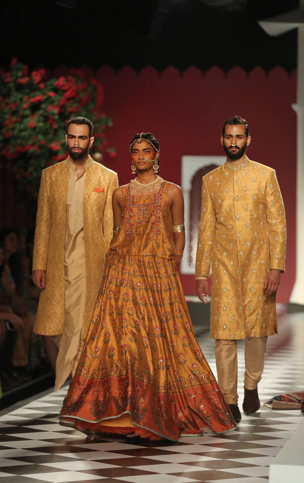 Day 2 FDCI India Couture Week 2016 Epic Love by Anita Dongre 2