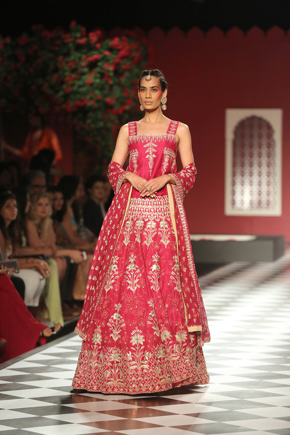 Day 2 FDCI India Couture Week 2016 Epic Love by Anita Dongre 8