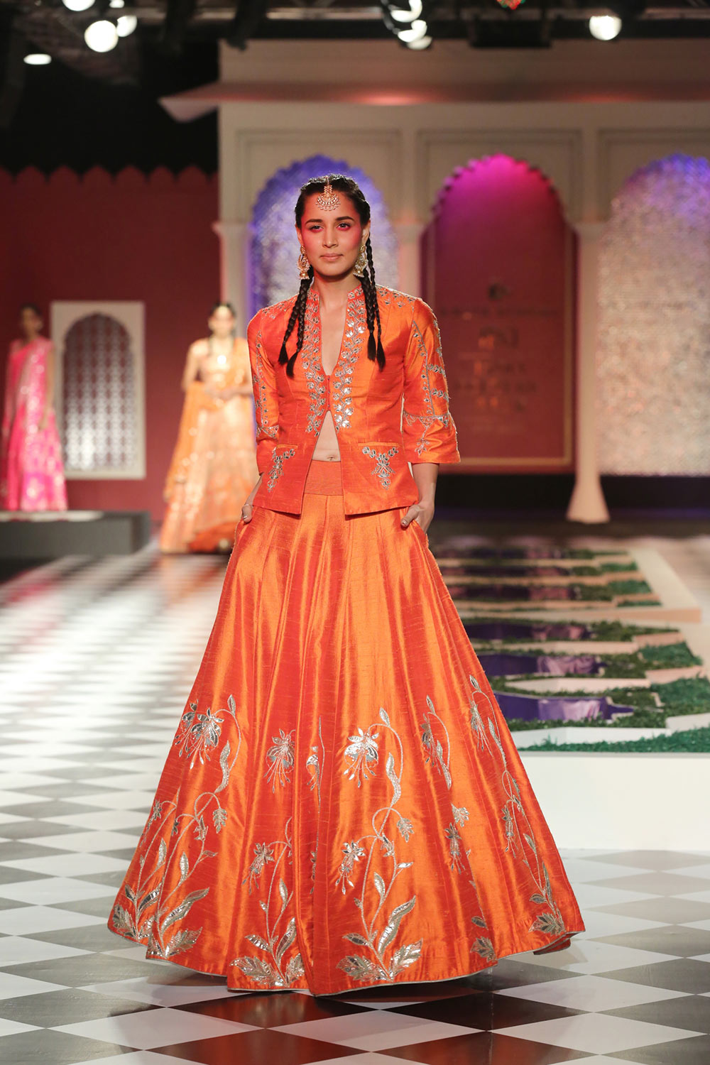 Day 2 FDCI India Couture Week 2016 Epic Love by Anita Dongre 9