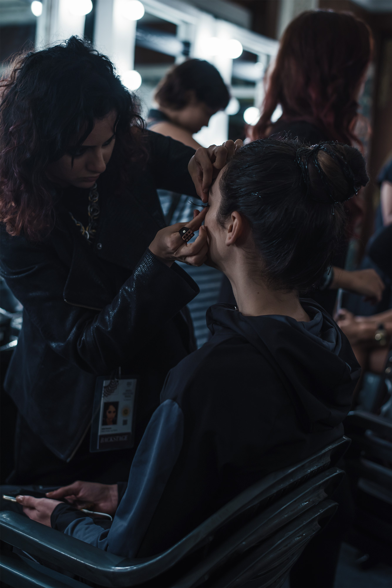 M.A.C. Backstage FDCI India Couture Week 2016 Photo by RAWKY KSH 1