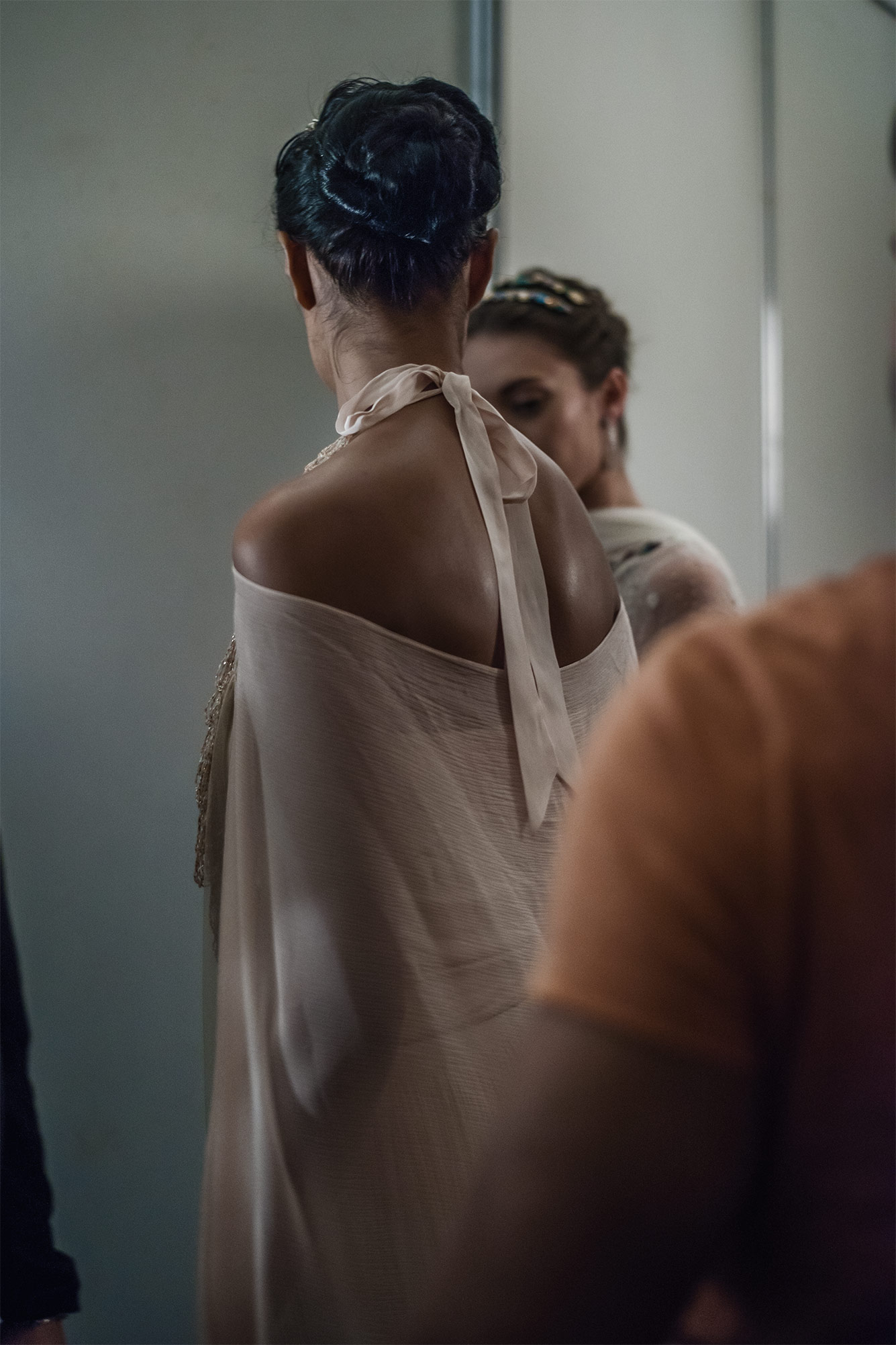 M.A.C. Backstage FDCI India Couture Week 2016 Photo by RAWKY KSH 11