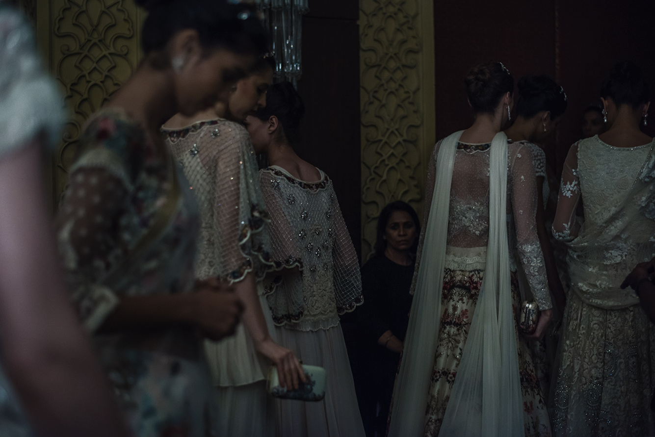 M.A.C. Backstage FDCI India Couture Week 2016 Photo by RAWKY KSH 26