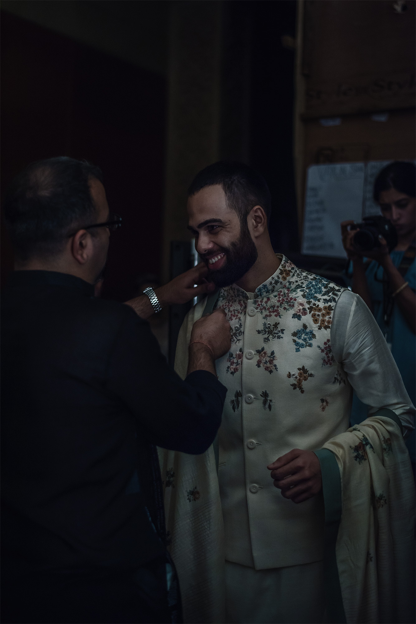 M.A.C. Backstage FDCI India Couture Week 2016 Photo by RAWKY KSH 28