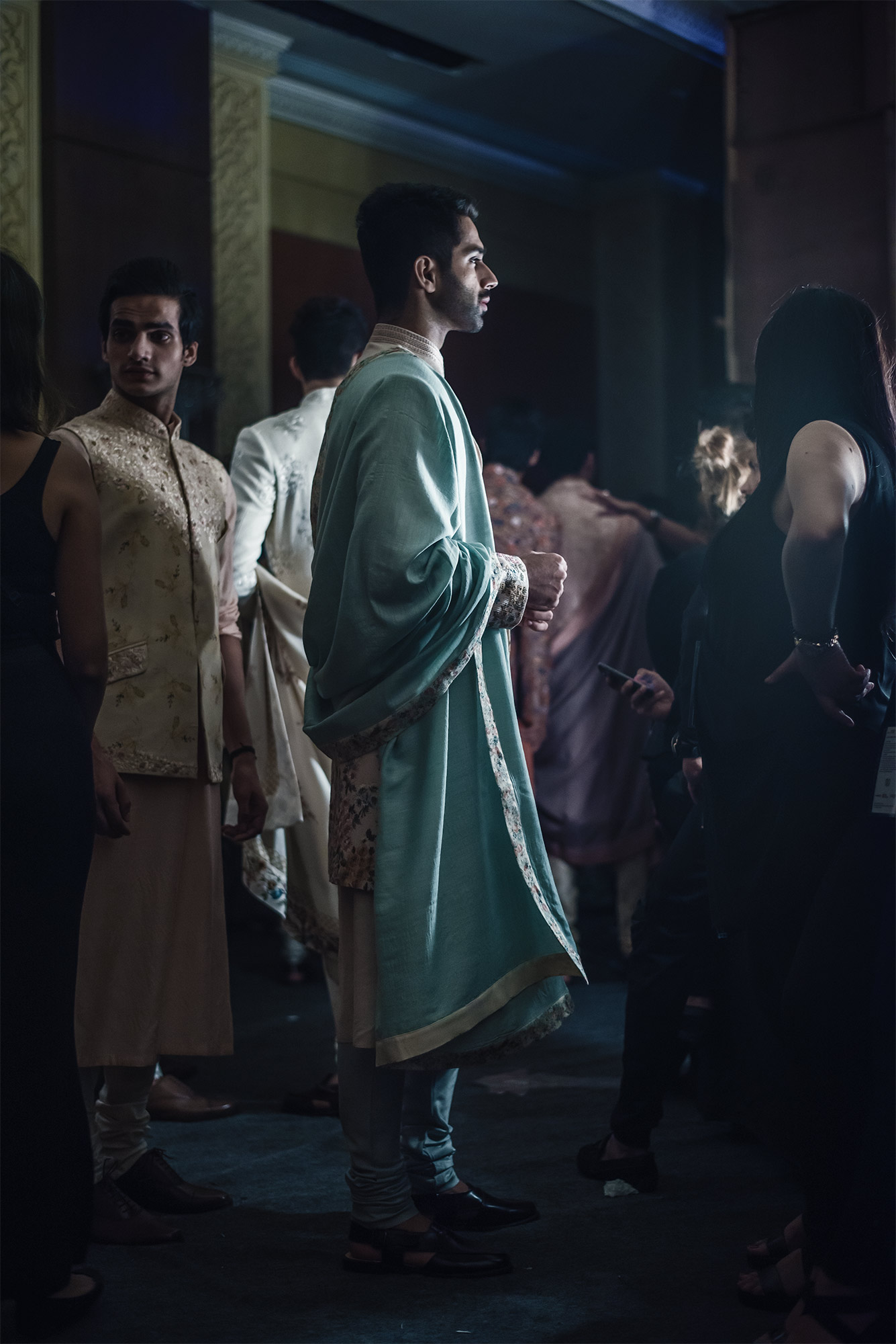M.A.C. Backstage FDCI India Couture Week 2016 Photo by RAWKY KSH 32