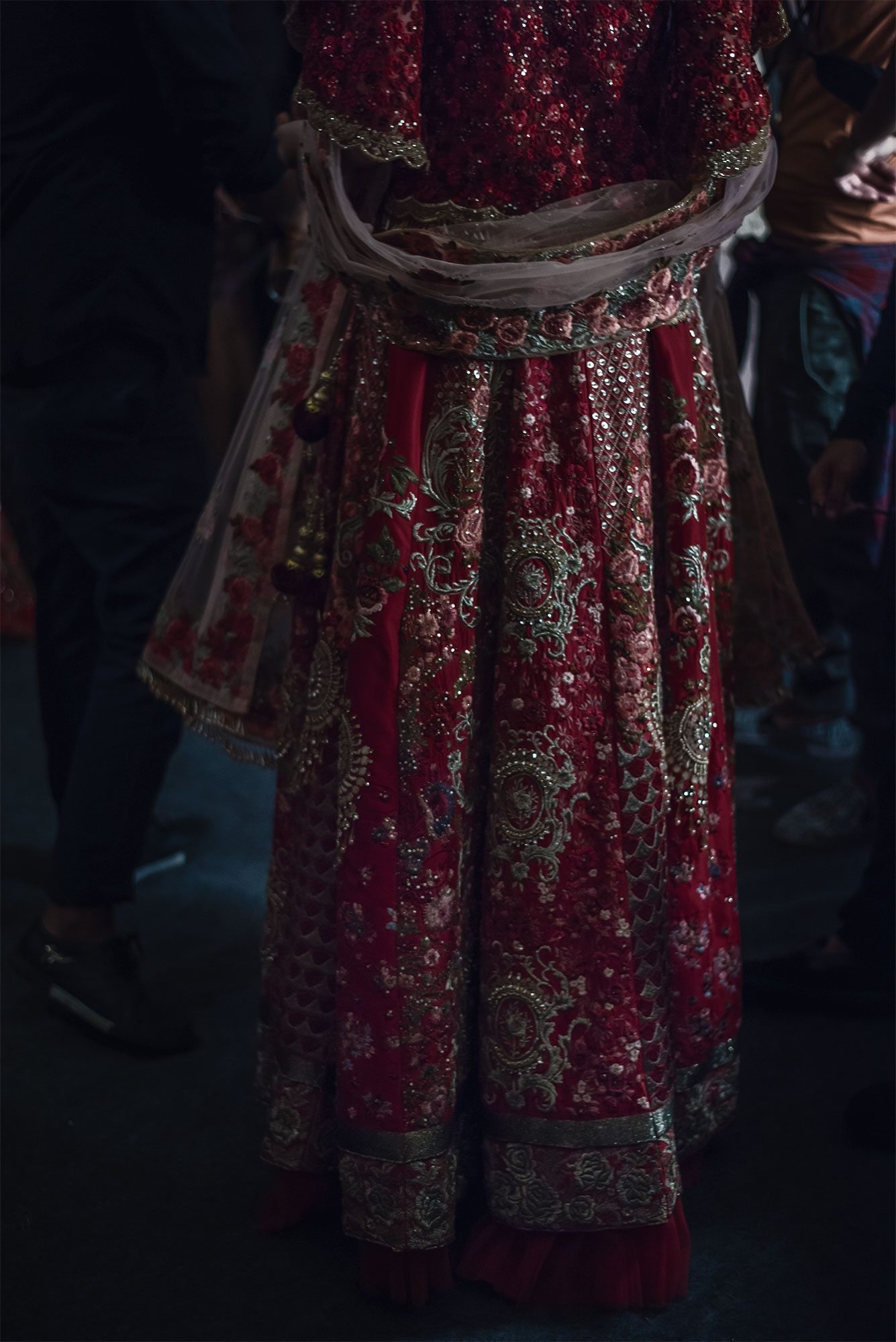 M.A.C. Backstage FDCI India Couture Week 2016 Photo by RAWKY KSH 37