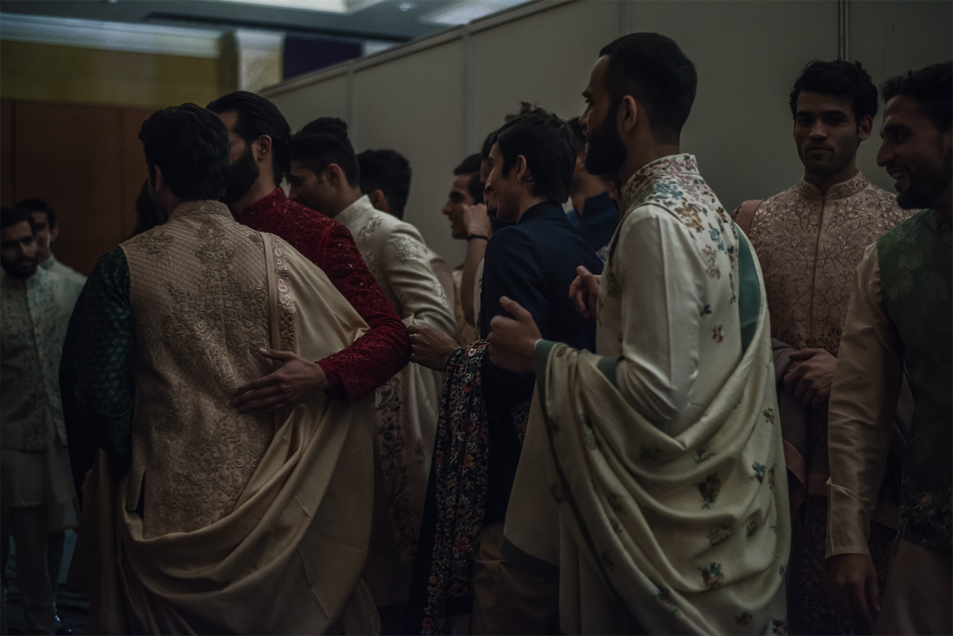 M.A.C. Backstage FDCI India Couture Week 2016 Photo by RAWKY KSH 38