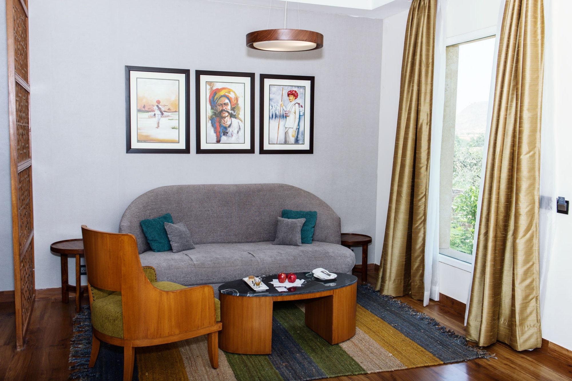 The Westin Pushkar Resort & Spa, Aien Jamir, Fashion & I-5